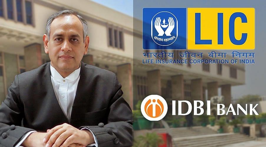 Delhi HC dismisses plea challenging LIC's acquisition of 51% stake in IDBI Bank