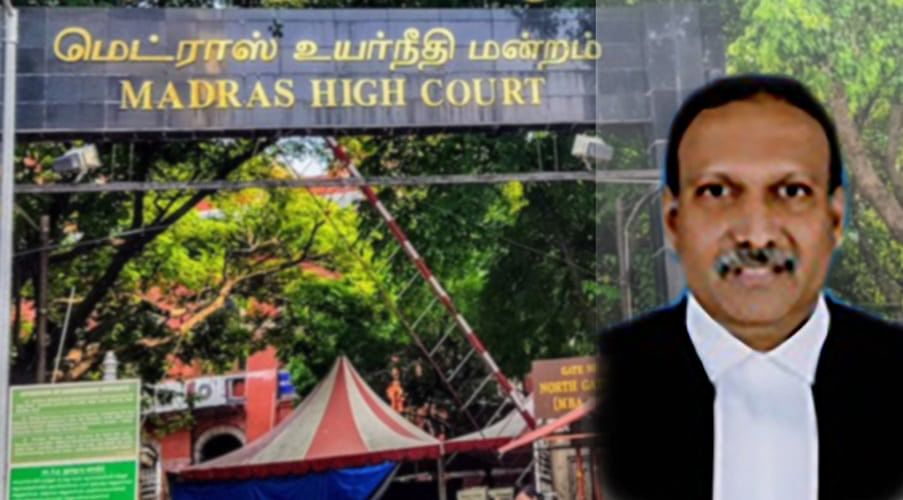 Religious Deity also a Legal Person, cannot be allowed to encroach land: Madras HC