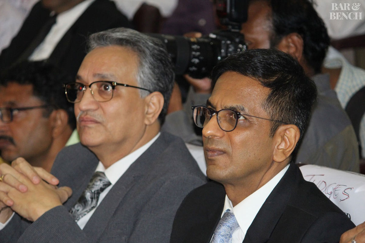 Justice AM Khanwilkar and Justice DY Chandrachud