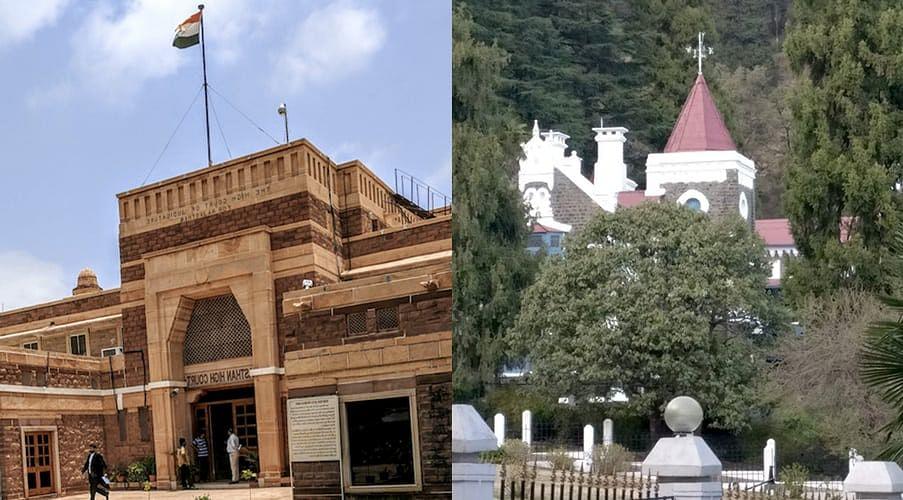 Four Rajasthan HC judges, one Uttarakhand HC judge to be made permanent