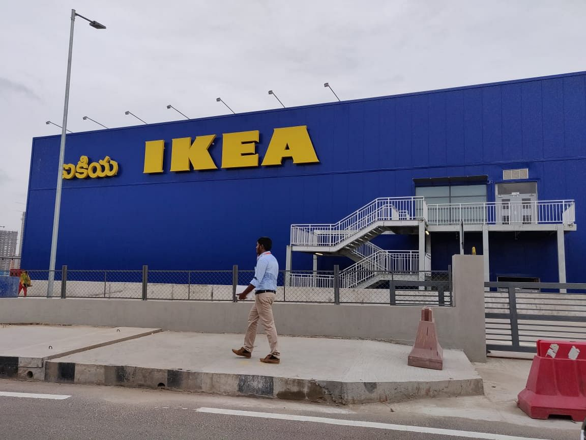 Telangana AAG assures HC no action on land reserved for IKEA until further notice