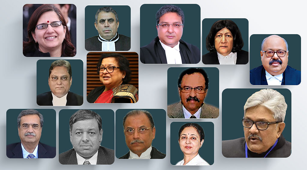 Judicial Appointments: Which Judge goes where?