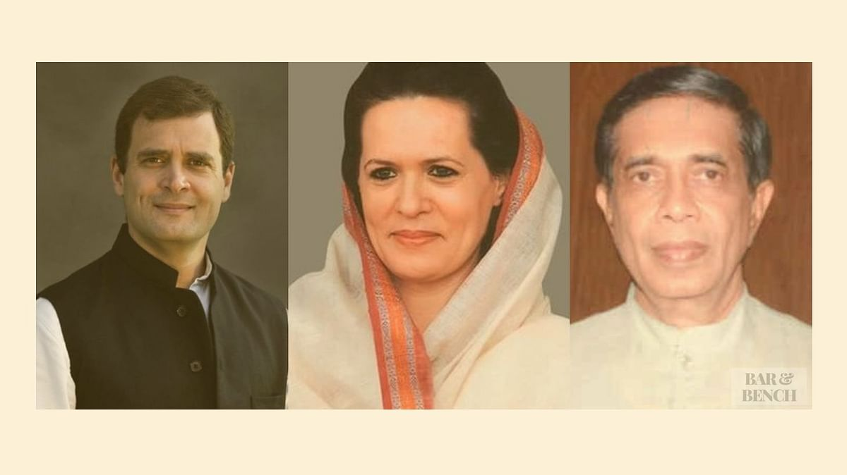 Delhi HC allows Income Tax re-assessment of Sonia, Rahul Gandhi & Oscar Fernandes