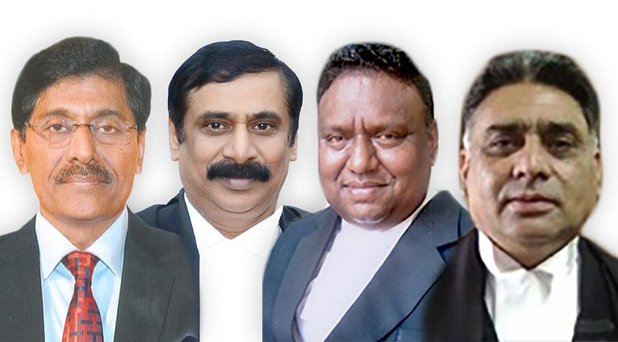 Centre notifies appointments of Acting Chief Justices to four High Courts