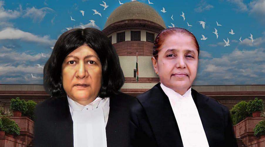 Justice Indira Banerjee and Justice R Banumathi