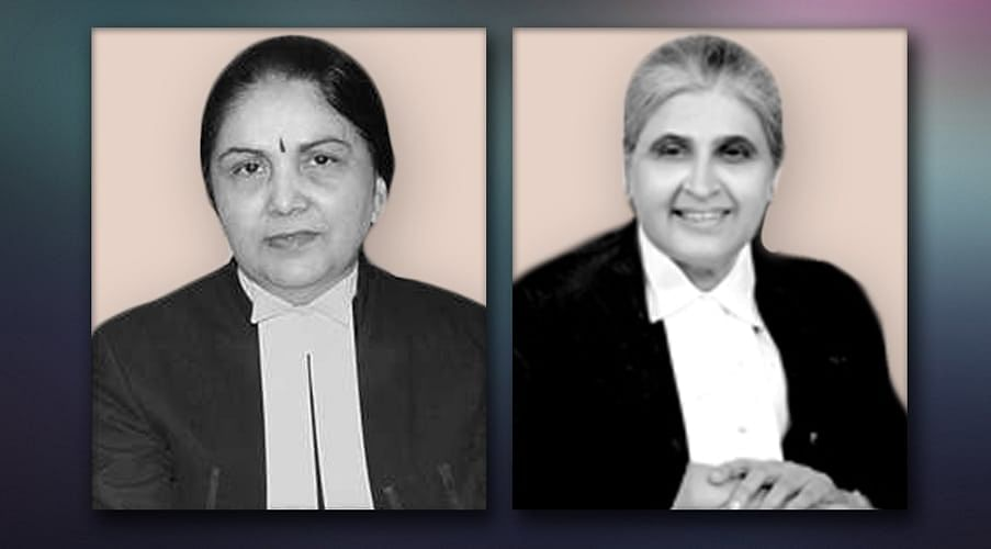 Justices Gyan Sudha Misra and Ranjana Prakash Desai