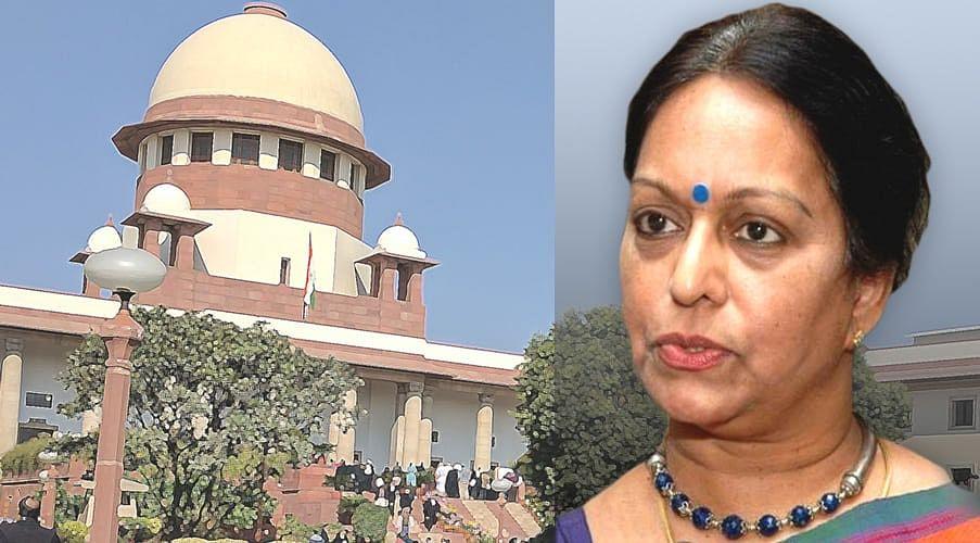 No coercive action against Nalini Chidambaram, Supreme Court tells ED