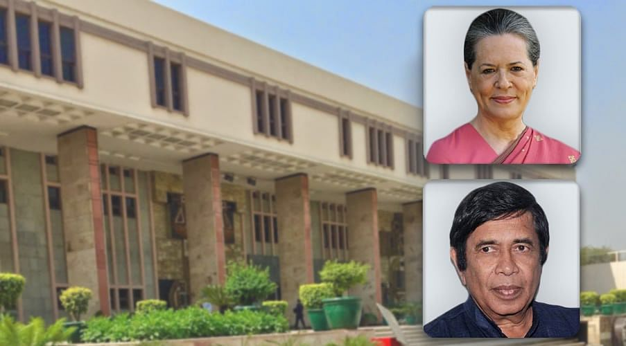 IT Dept notice to Gandhis, Fernandes does not reflect bona fides, Chidambaram to Delhi HC