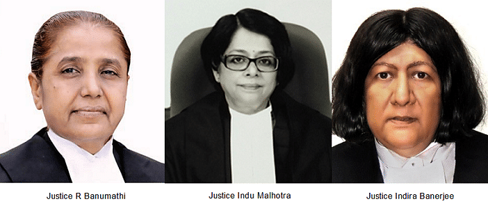 First time in its 68-year history, Supreme Court to have three Sitting Woman Judges