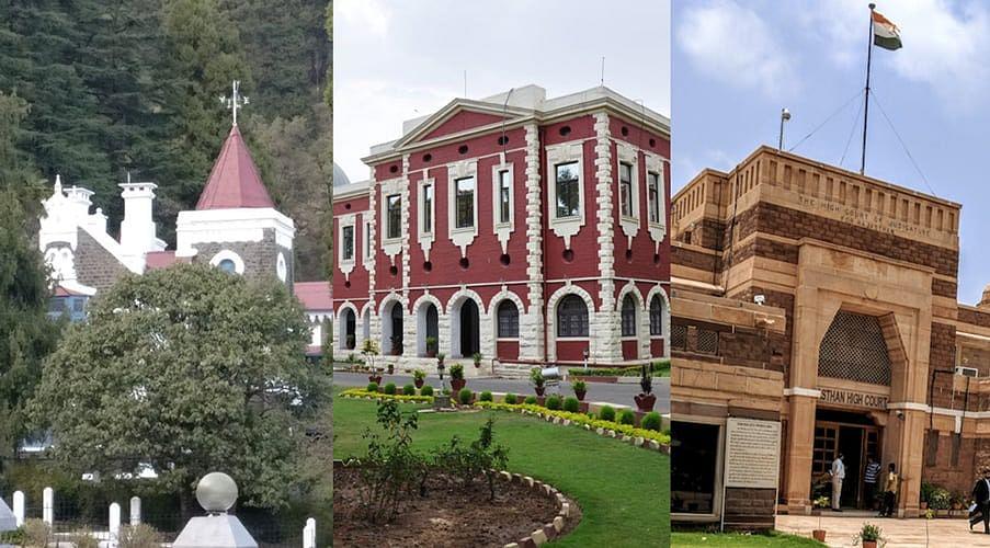 SC Collegium recommends Permanent Judges to Uttarakhand, Jharkhand, Rajasthan HCs