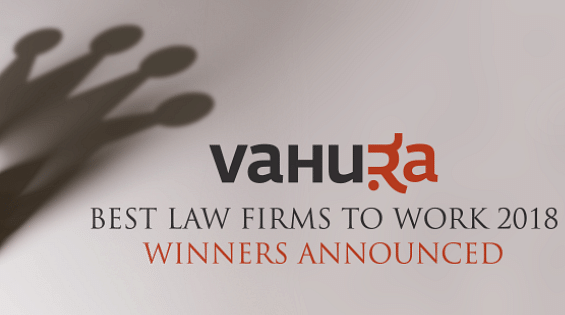Which are the best Indian Law Firms to work for? Results of the Vahura Survey