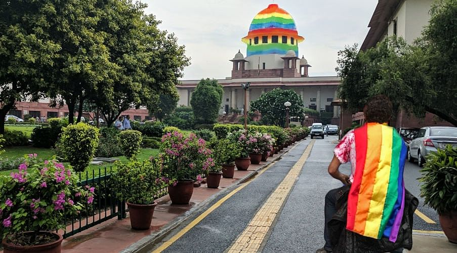 Section 377: Naz Foundation withdraws Curative Petition against 2013 SC Verdict in view of 2018 Verdict