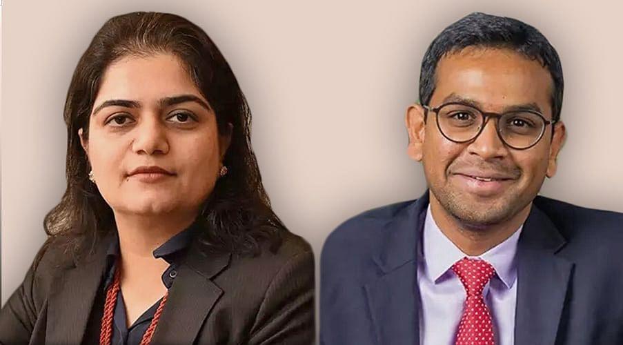 ILS grads Avaantika Kakkar and Srinath Dasari make it to ET 40 under 40