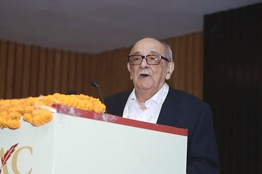 The future of arbitration is bright, but only because the future of litigation is not, Fali S Nariman