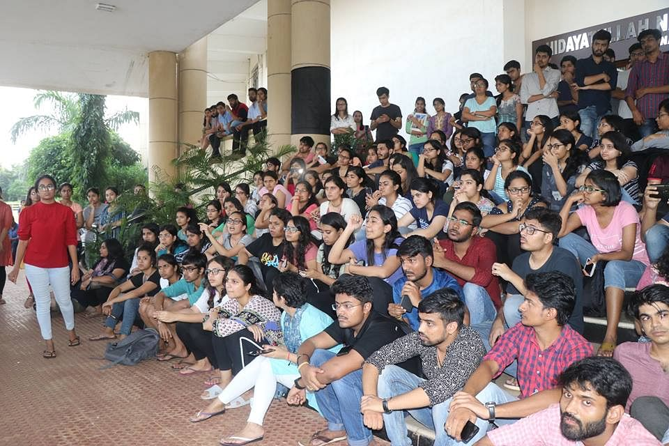 Sukh Pal Singh reinstated as HNLU VC, Student Body issues ultimatum for his resignation