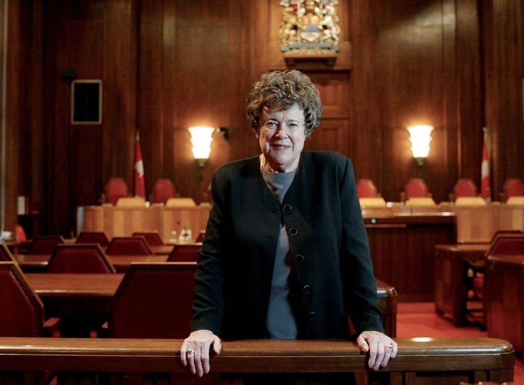 Justice Claire L'Heureux-Dube