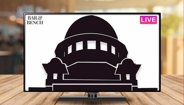SC administration cannot be compelled to do anything, Justice Arun Mishra while hearing plea for live streaming guidelines