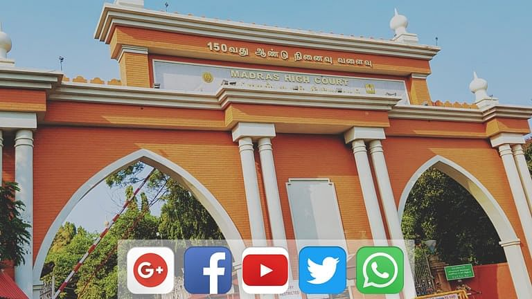 Social Media giants under Madras HC scanner for reluctance to aid investigation of Cyber Crimes