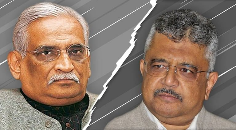 """""""I don't want to stoop to his level"""", Tushar Mehta and Rajeev Dhavan face off again"""