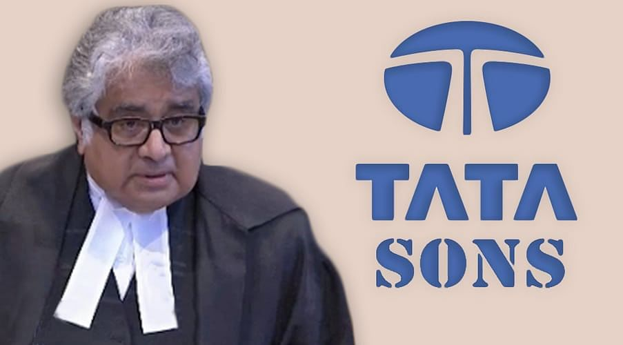 Harish Salve to argue for Tata in its ongoing battle with Cyrus Mistry