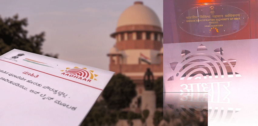 Breaking: Supreme Court upholds Aadhaar, strikes down some provisions [Read Judgment]