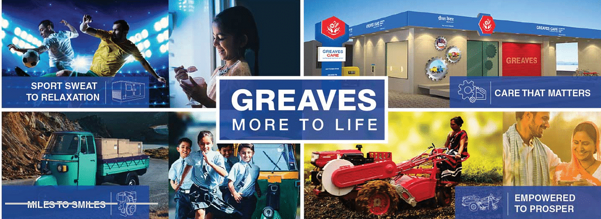 DMD, Wallcliffs act on Greaves Cotton acquisition of Ampere Vehicles