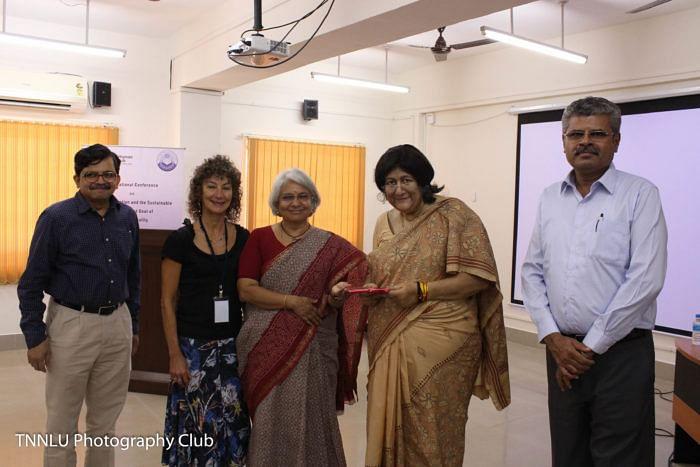 TNNLU hosts International Conference on Affirmative Action and Gender Equality