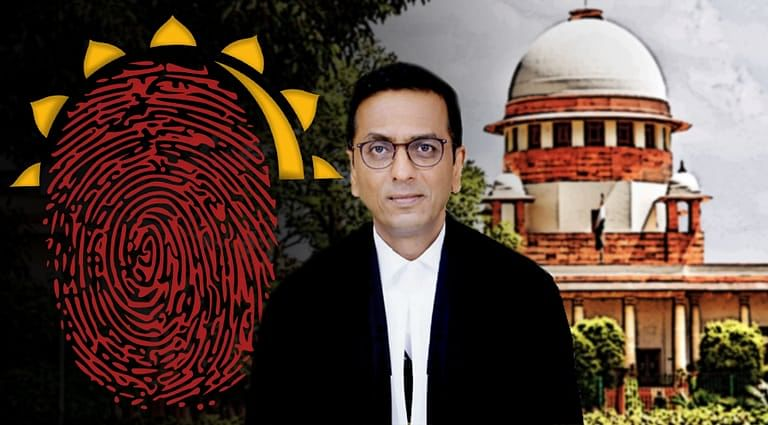 "Aadhaar: ""Passage as money bill fraud on Constitution"", DY Chandrachud J dissents"