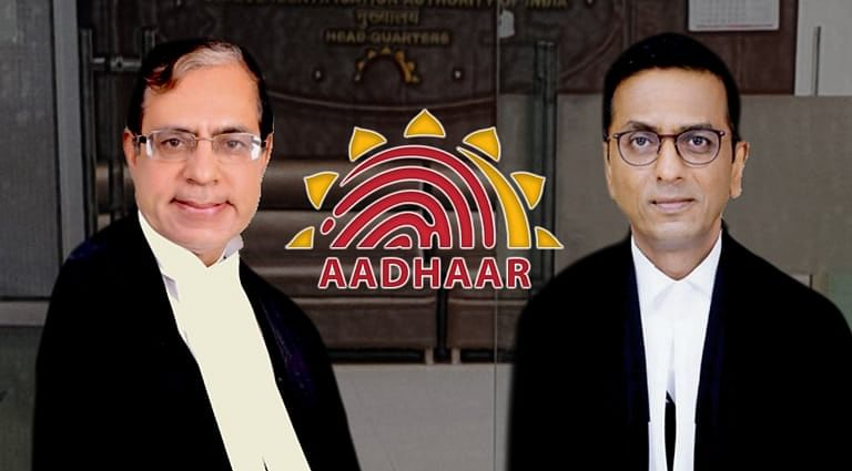 Proportionality Test for Aadhaar: The Supreme Court's two approaches