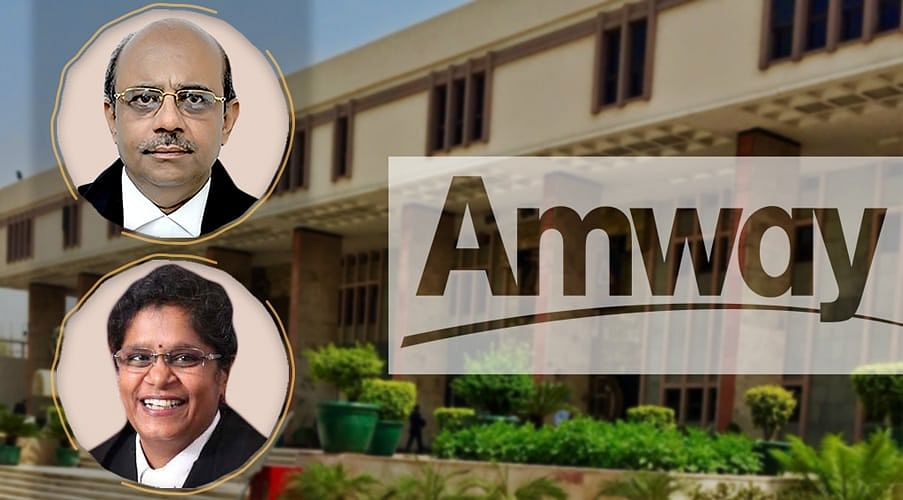 Delhi HC grants John Doe order in favour of Amway India in non-IPR suit