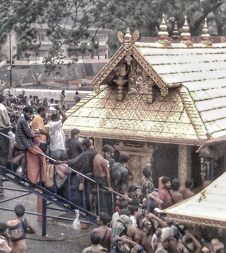Breaking: Sabarimala Petitions to be heard on November 13