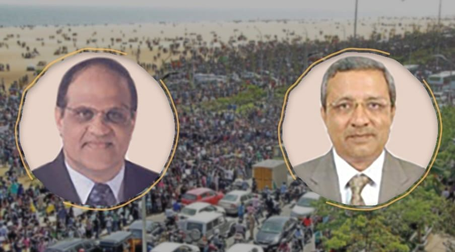 Why the Madras HC upheld the ban on public protests at Marina Beach