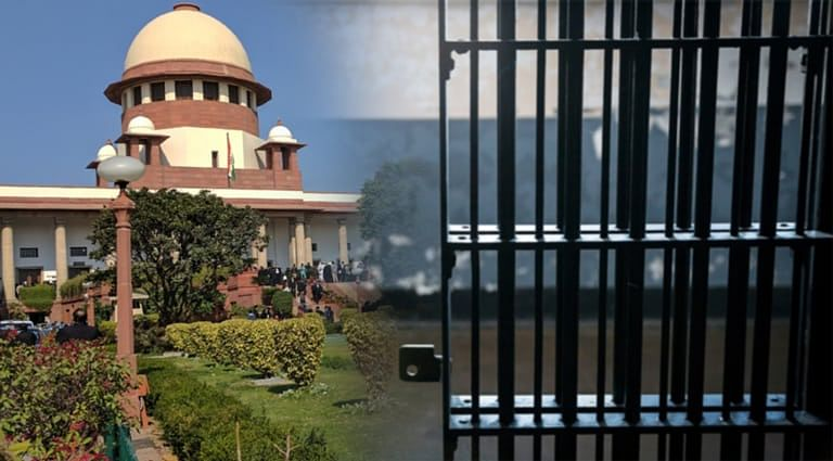 Undertrial Prisoners account for 62 percent of India's Prison Population, Supreme Court