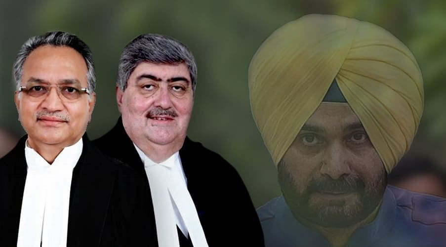 Supreme Court admits Review Petition in Navjot Singh Sidhu assault case