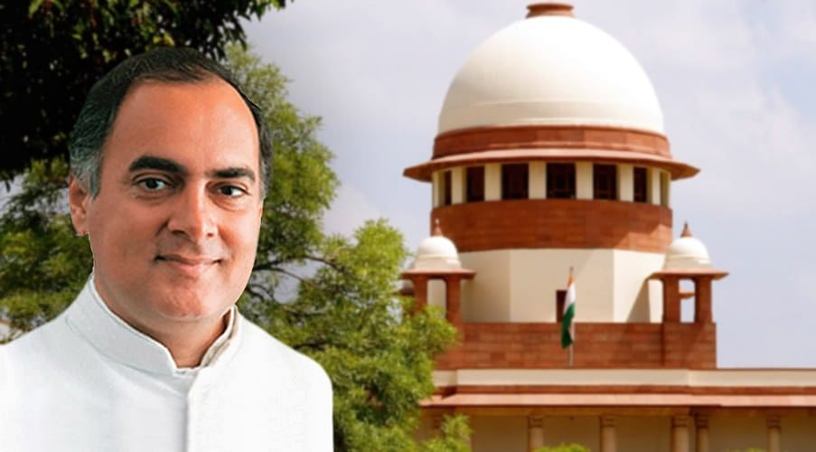 TN Governor at liberty to decide on Rajiv Gandhi assassins' mercy plea, Supreme Court