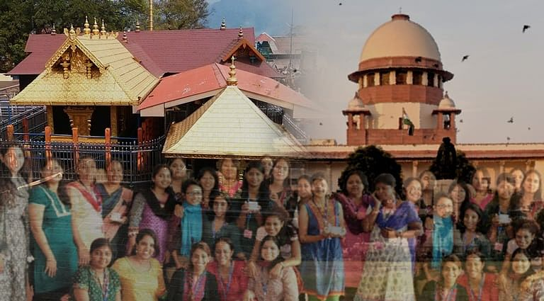 Swamini Saranam: Supreme Court allows entry of women into Sabarimala temple