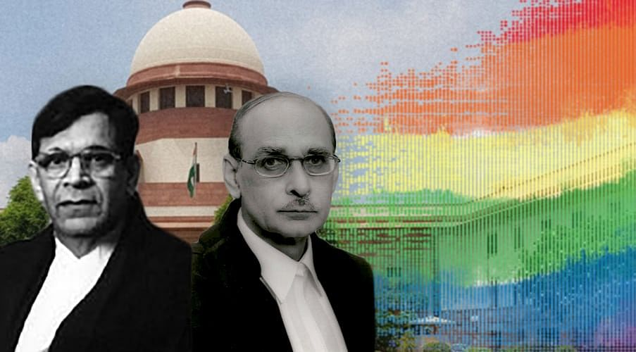 Reporter's Diary: Why two former SC judges deserve credit for the Section 377 verdict