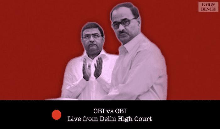 CBI v. CBI: Rakesh Asthana moves Delhi HC – Status Quo to be maintained