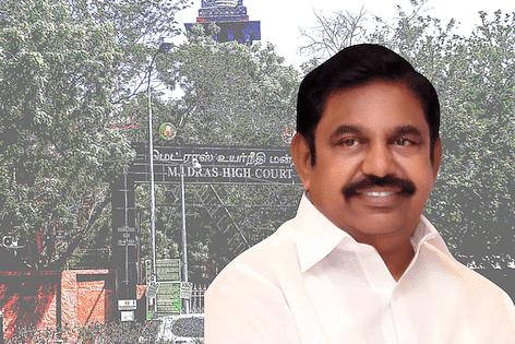 Madras HC orders CBI probe against Tamil Nadu CM EPS in this case