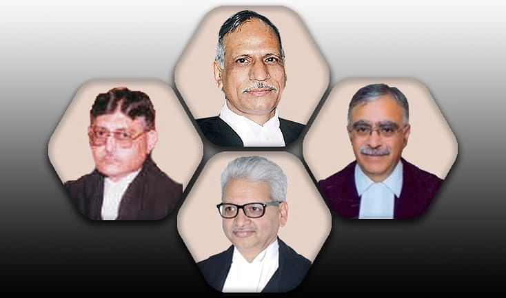 Supreme Court Collegium recommends new Chief Justices for Four High Courts [Read Resolutions]