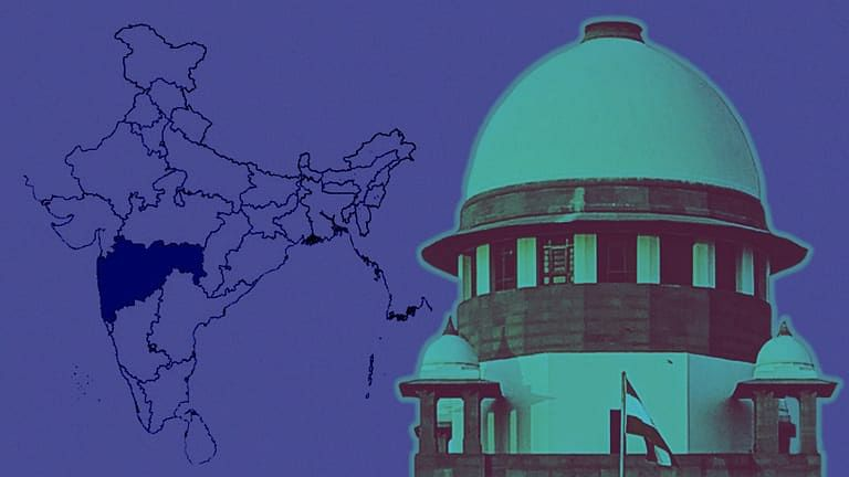 Maharashtra: Courts won't go into issue of post poll alliance, SC dismisses plea challenging the coalition of Maha Vikas Agadhi