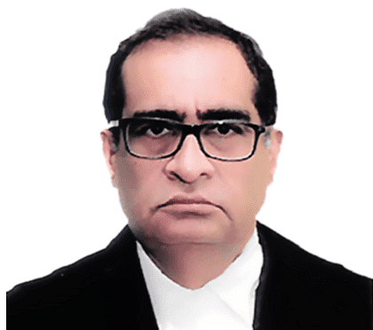 Senior Advocate Rajiv Nayar