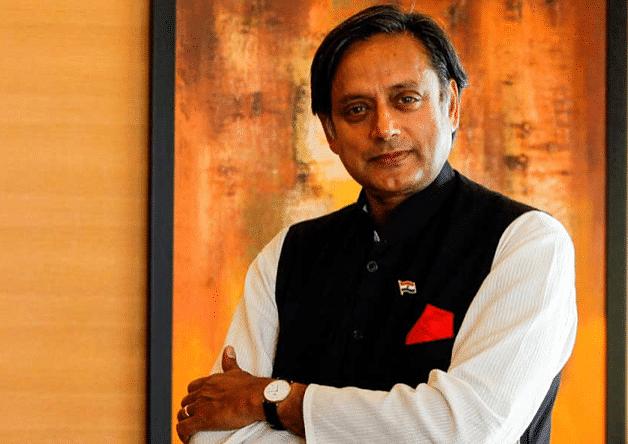 Plea challenging Shashi Tharoor's anticipatory bail: dismissed, dismissed, dismissed!