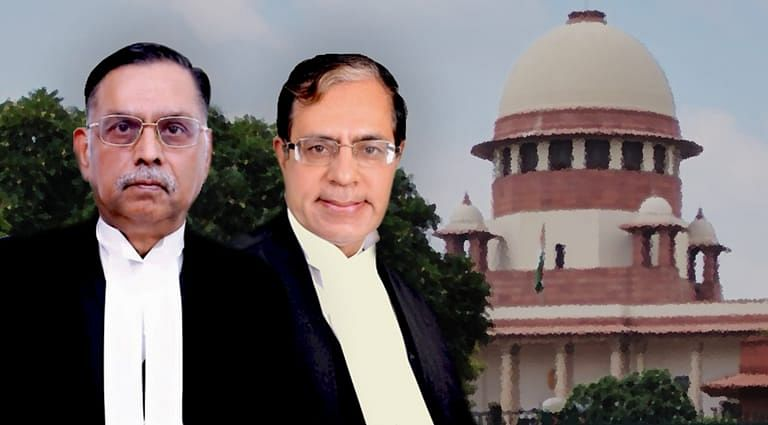 Breaking: SC issues notice in plea for reinstatement of judge who had alleged sexual harassment by MP HC judge