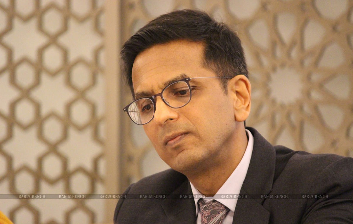 CLAT has perpetrated exclusion of disabled test-takers from the legal profession: Justice DY Chandrachud