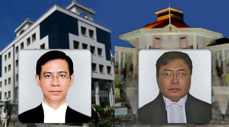 Central Govt notifies transfer of judges to Manipur, Gauhati HCs [Read Notifications]