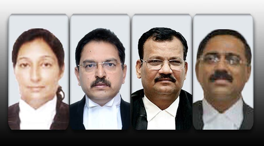 Collegium recommends transfer of four judges to Parent High Courts [Read Resolutions]