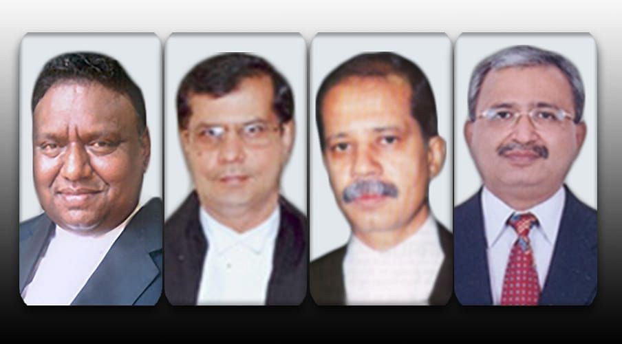 Collegium recommends transfer of four judges to three High Courts [Read Resolutions]