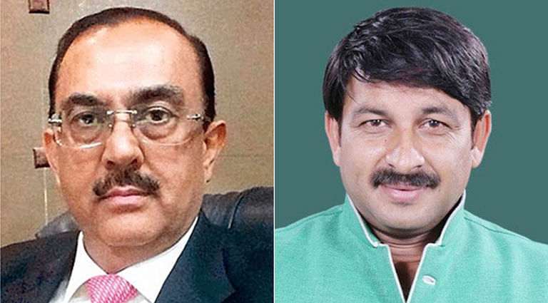 """Your Lordships sit in this cosy place, I am answerable to people"", Sr Adv Vikas Singh for BJP MP Manoj Tiwari"