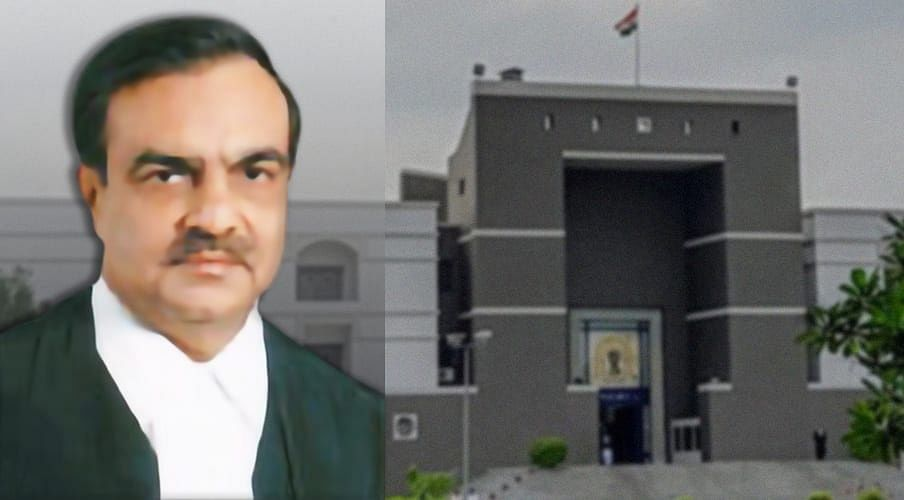 Centre notifies appointment of Justice AS Dave as Acting Chief Justice of Gujarat HC [Read Notification]